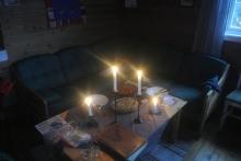Candlelight Dinner für 2